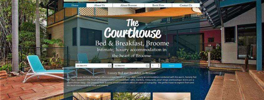 website development broome